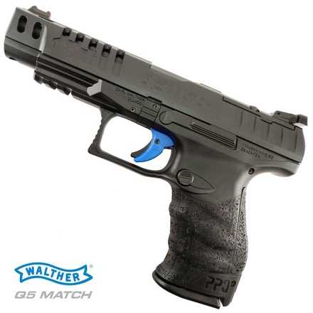 Don shot - Walther Q5 Match