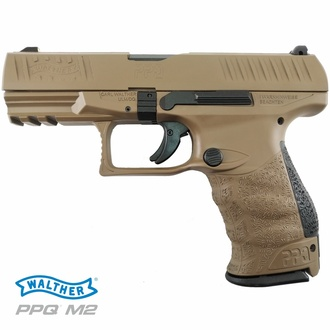 Don Shot - Walther PPQ M2 FDE